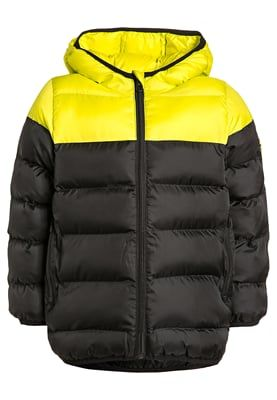 Bestill adidas Performance Vinterjakke - black/shock slime for kr 649,00 (22.09.16) med gratis frakt på Zalando.no