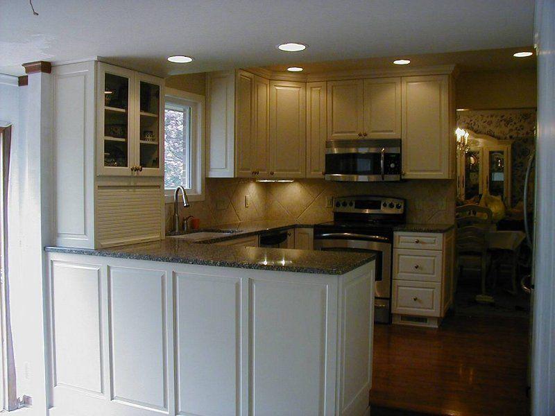 White Kitchen Cabinets | Kitchen Remodel | 3 Day Kitchen U0026 Bath