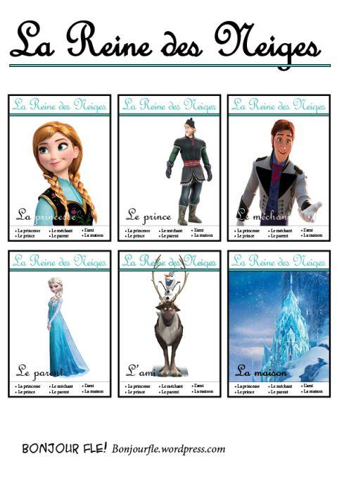 7 familles disney ted et autisme famille disney jeux des 7 familles et jeux princesse - Jeux princesse des neiges ...