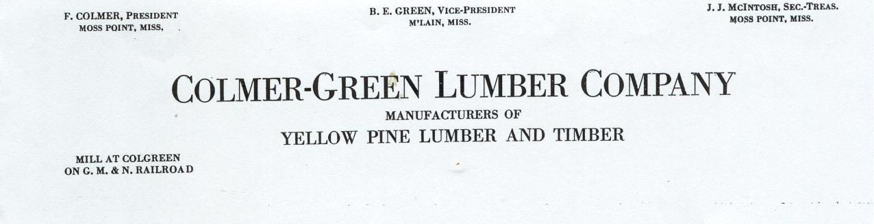 Company Letterhead Have Never Heard Of This Lumber Company