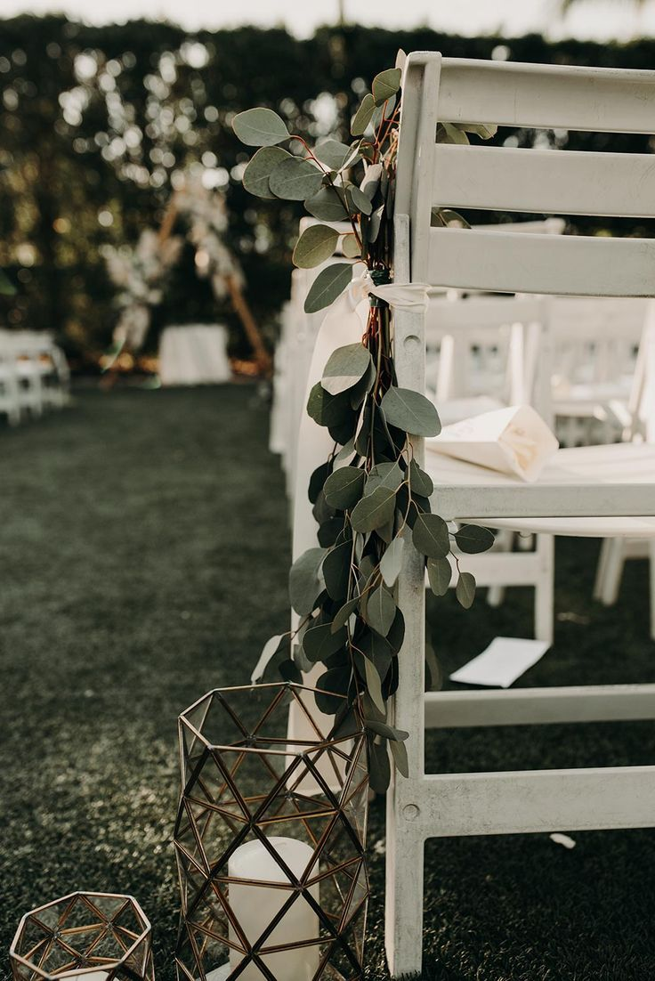 Bohemian Sage Green Wedding with a Geometric Pampas Grass Backdrop is part of Sage green wedding - A showstopper in its own right, Karlee and Stew's bohemian sage green wedding has whisked us away into a paradise we can only describe as being plentiful in rolling clouds of pampas grass