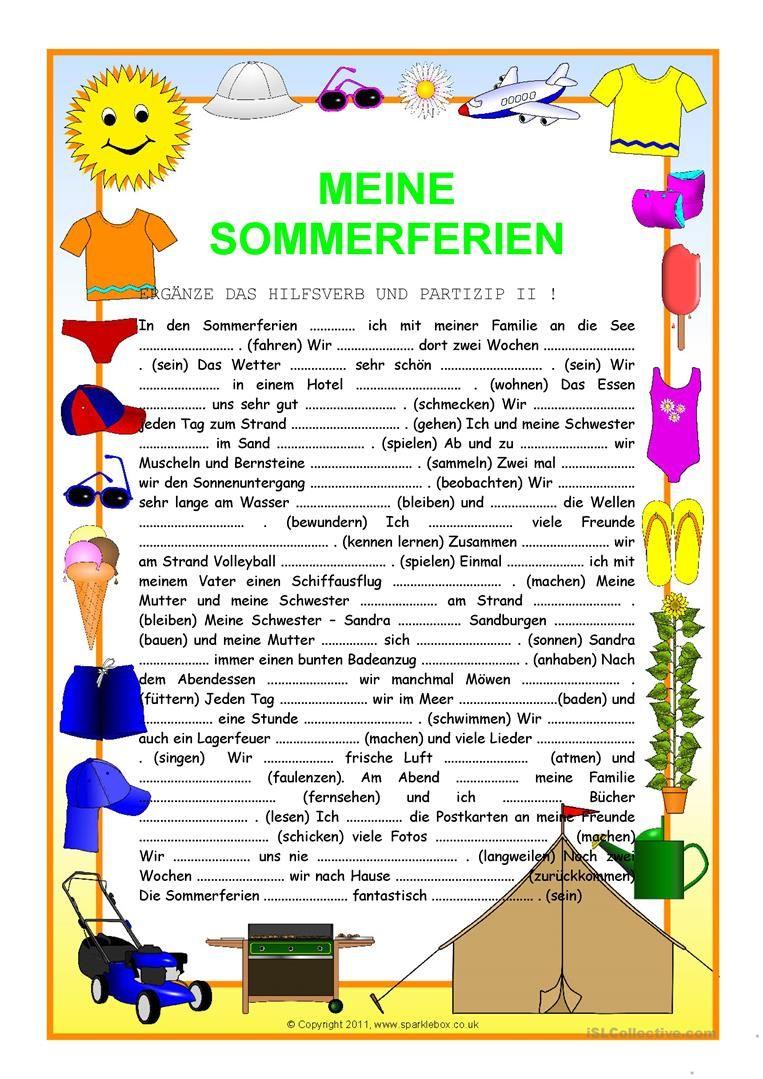 Sommerferien in 2018 | Portfolio | Pinterest | Deutsch