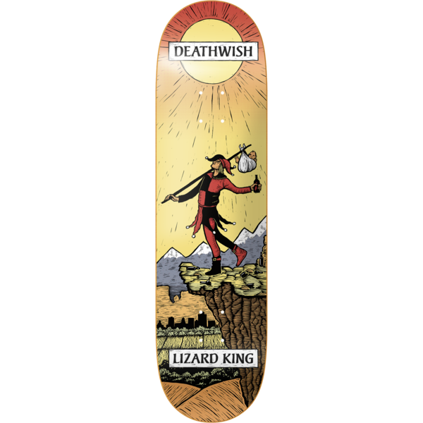 Lizard King Deathwish Wallpaper