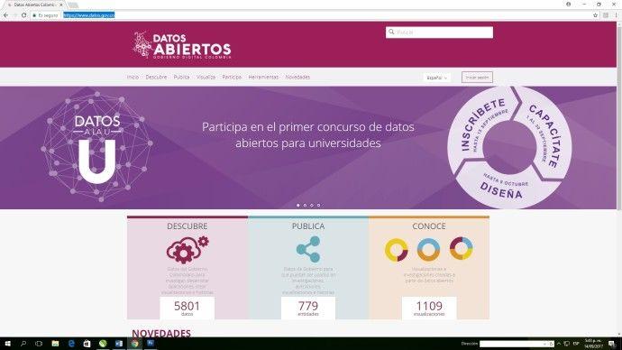 'Datos abiertos', una ventana a la información pública para los vallecaucanos