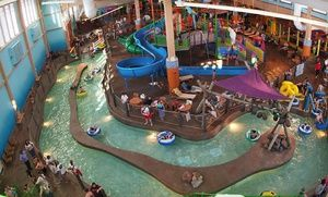 Groupon 39 For A Full Day Water Park Visit Four At Coco Key Resort 80 Value In Rockford Deal 0