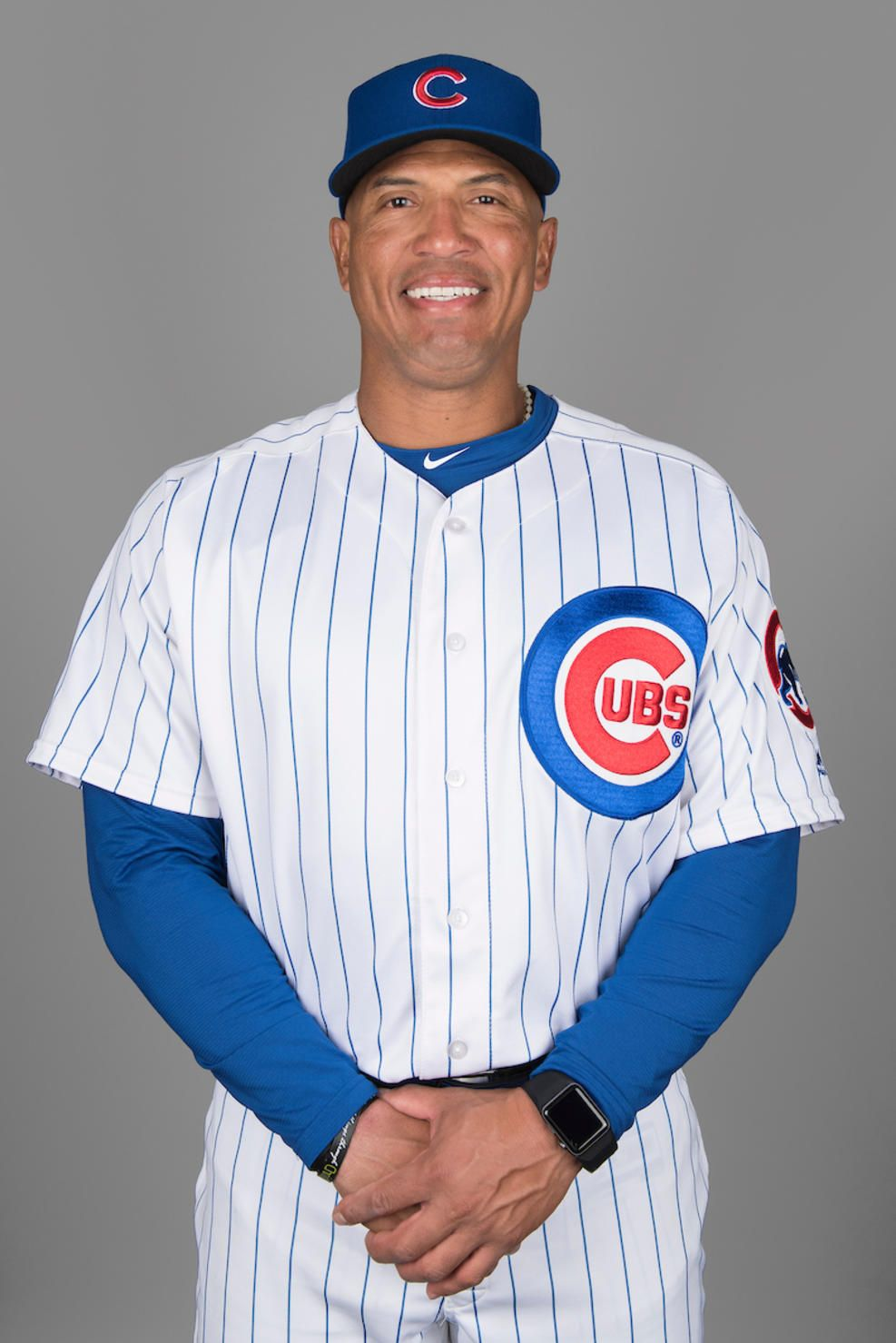 e30f98f84 See the Cubs' 2018 Photo Day Pictures - and Yes, Schwarber Looks Totally  Different - NBC Chicago