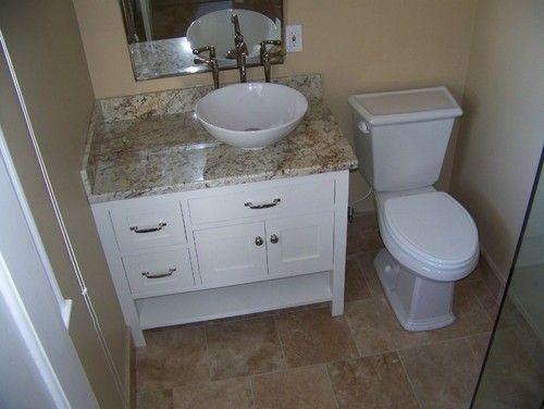 Small Master Bathroom Remodel contemporary bathroom
