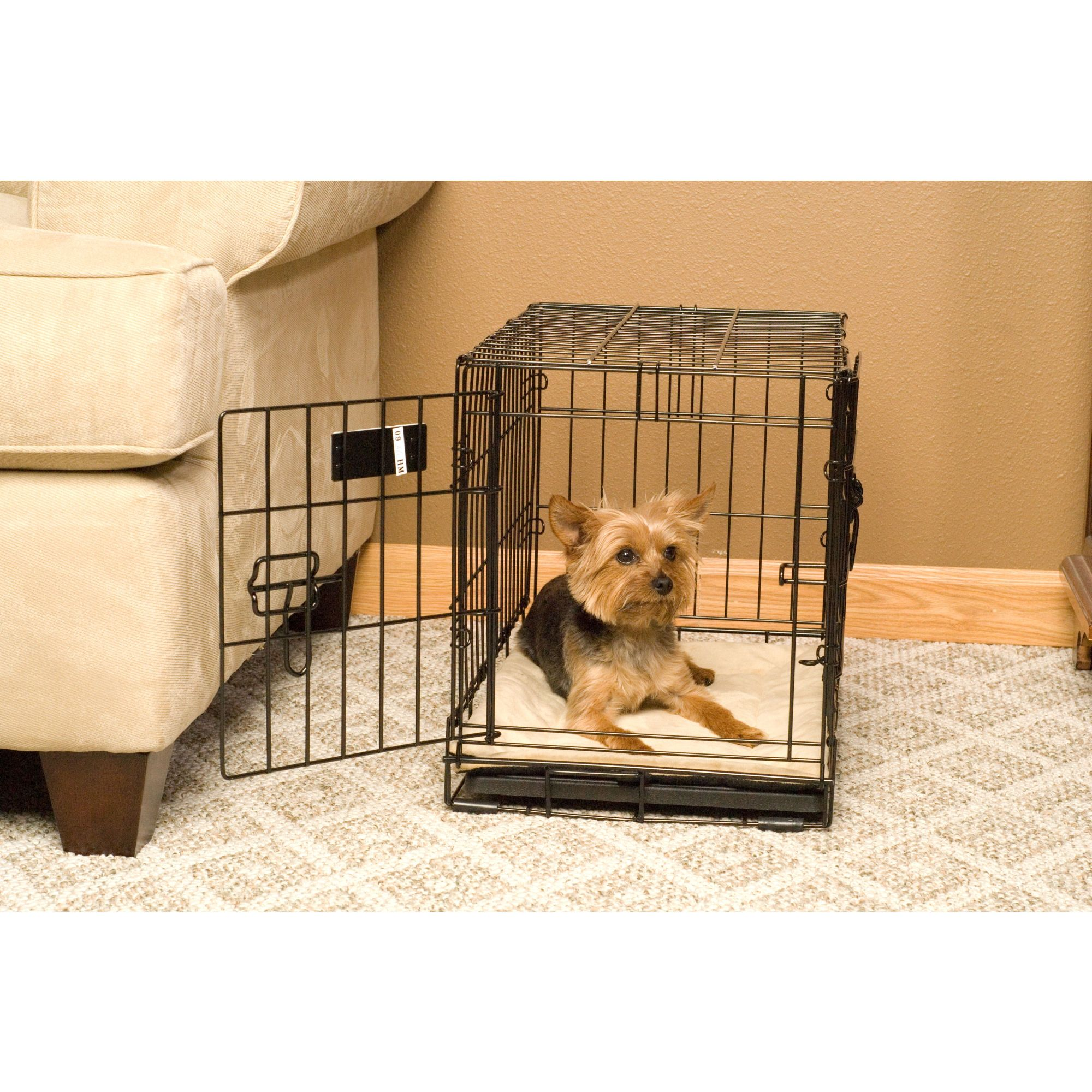 K Manufacturing SelfWarming Heated Crate Pad Dog Bed