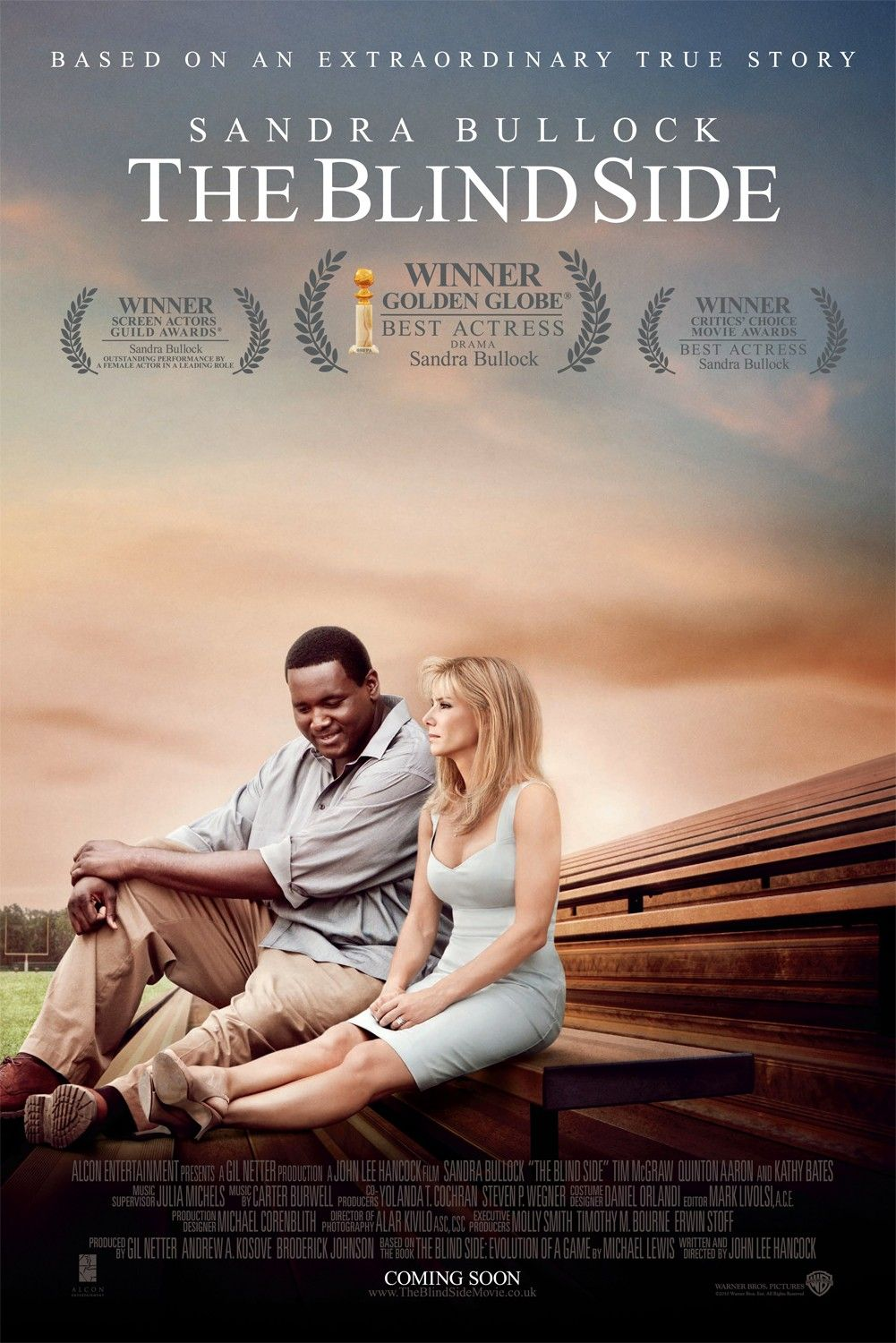 The Blind Side What A Great Movie I Met Michael When He Was At