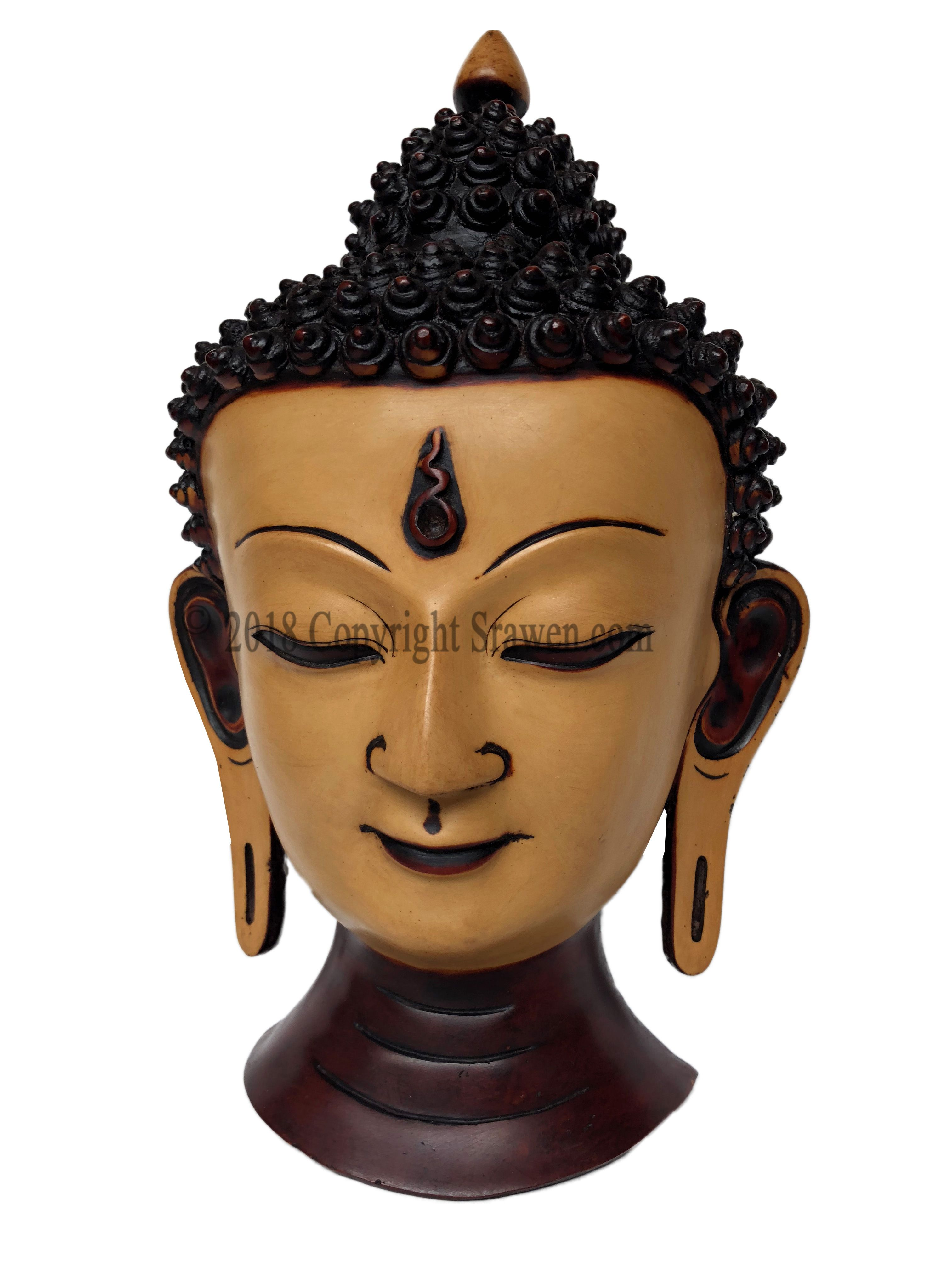 Buddha Mask To Encourage Peace And Prosperity In Your Home Buddha