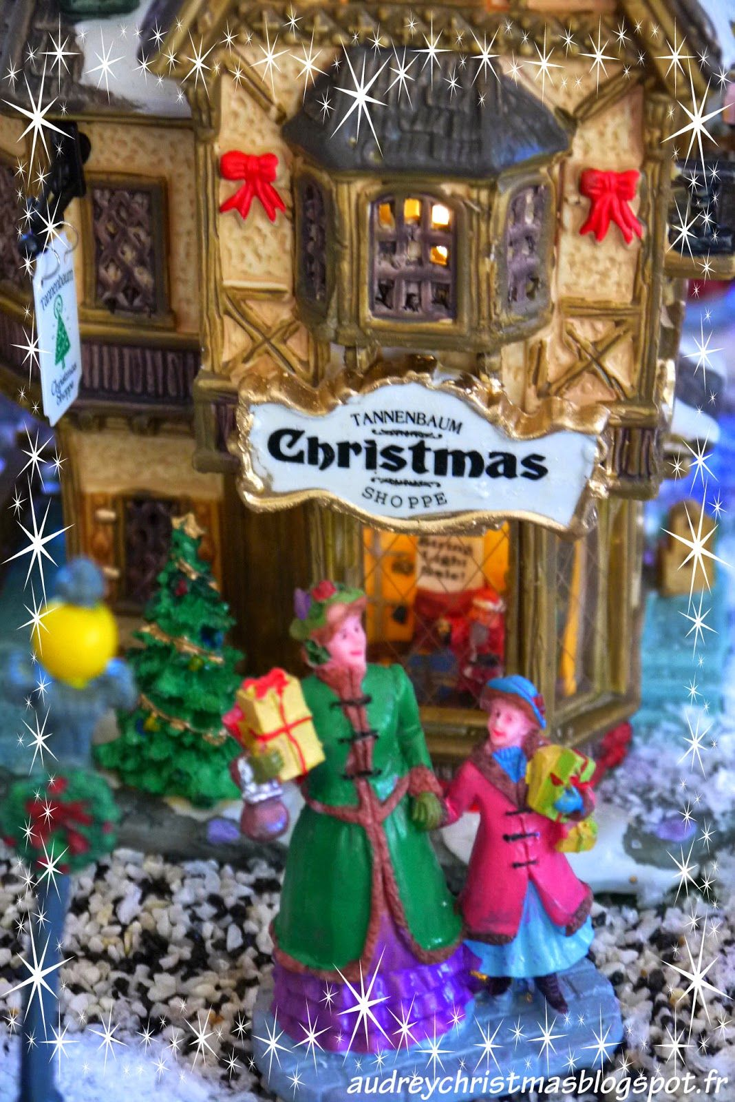 My Christmas Carol | Christmas villages/ideas/tips/how to ...