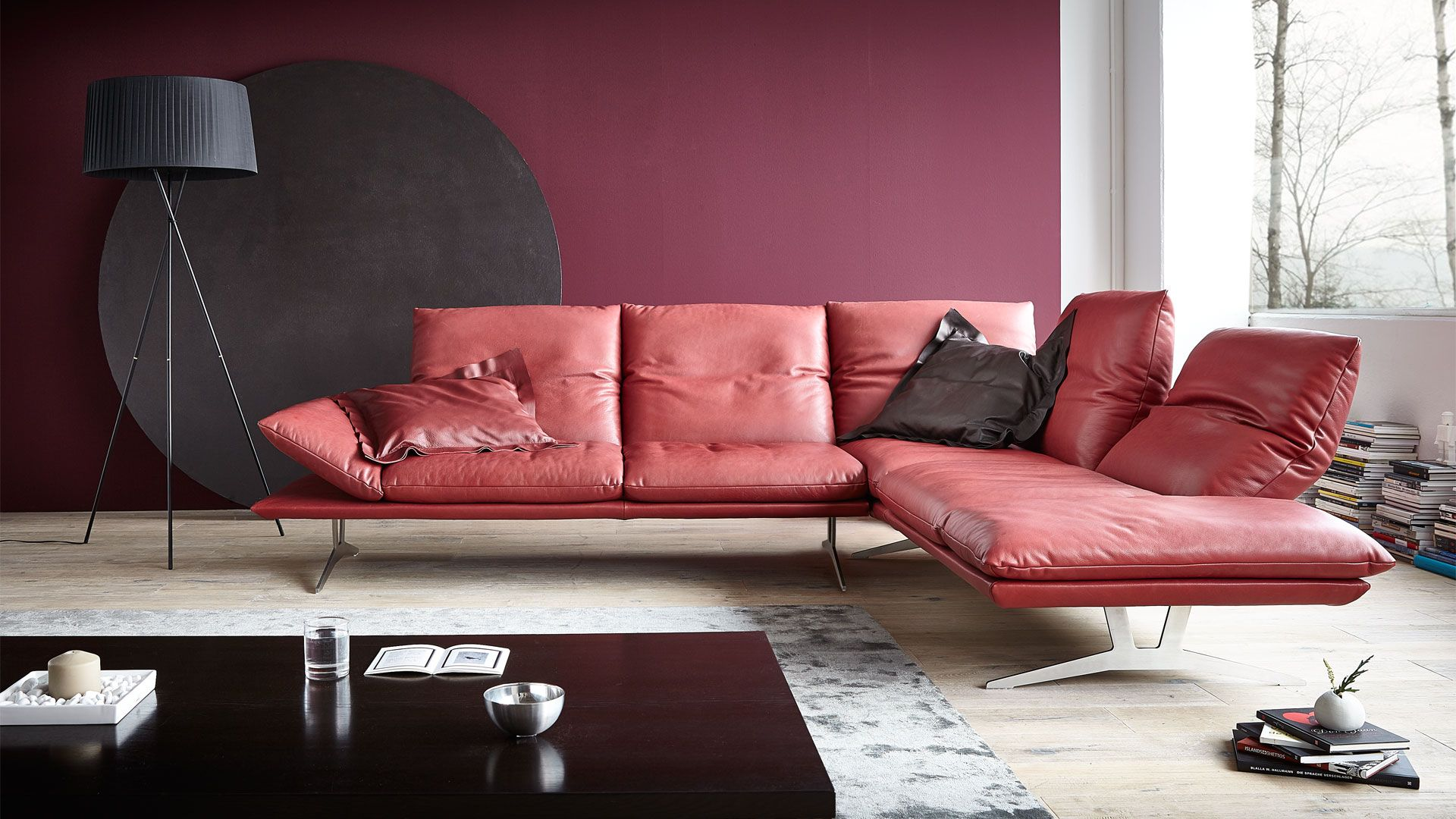 Designersofas, Polstermöbel, sofas for friends, dinner sofas ...