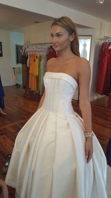 Ella Bella Rozio | Anastasia Wedding Gown Description ○ classic ...