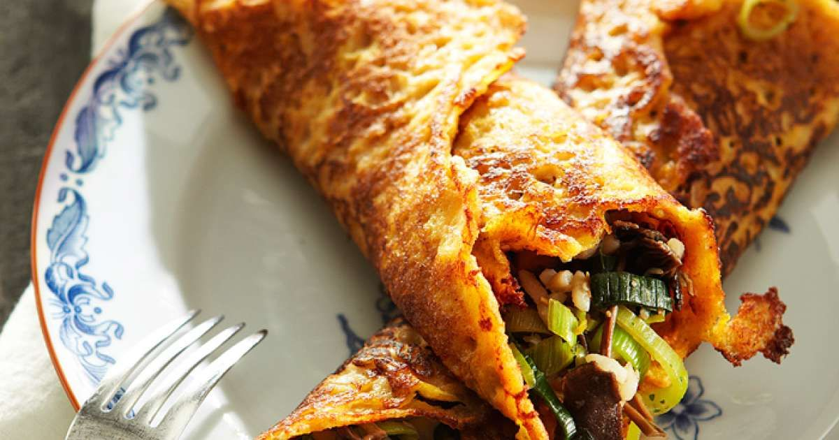 Parhaat Enchiladat
