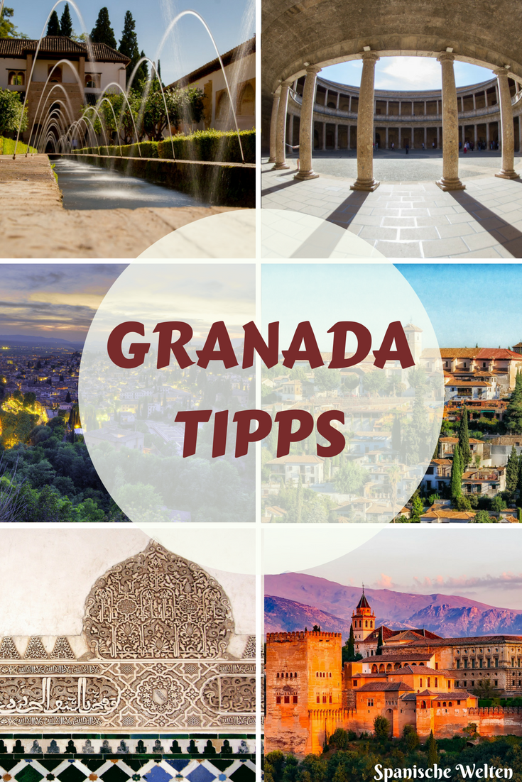 Granada Perle Der Mauren Andalusien Urlaub Andalusien Granada