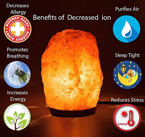 Genuine Himalayan Salt Lamp Fascinating Hemingweigh Natural Himalayan Salt Lamp Hand Carved With Genuine Review