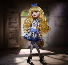 MATTEL EVER AFTER HIGH ROYAL COLLECTION BLONDIE LOCKES DOLL