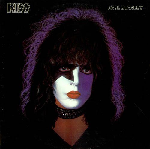 Paul Stanley Makeup: Kiss-Paul-Stanley--Mur-480199
