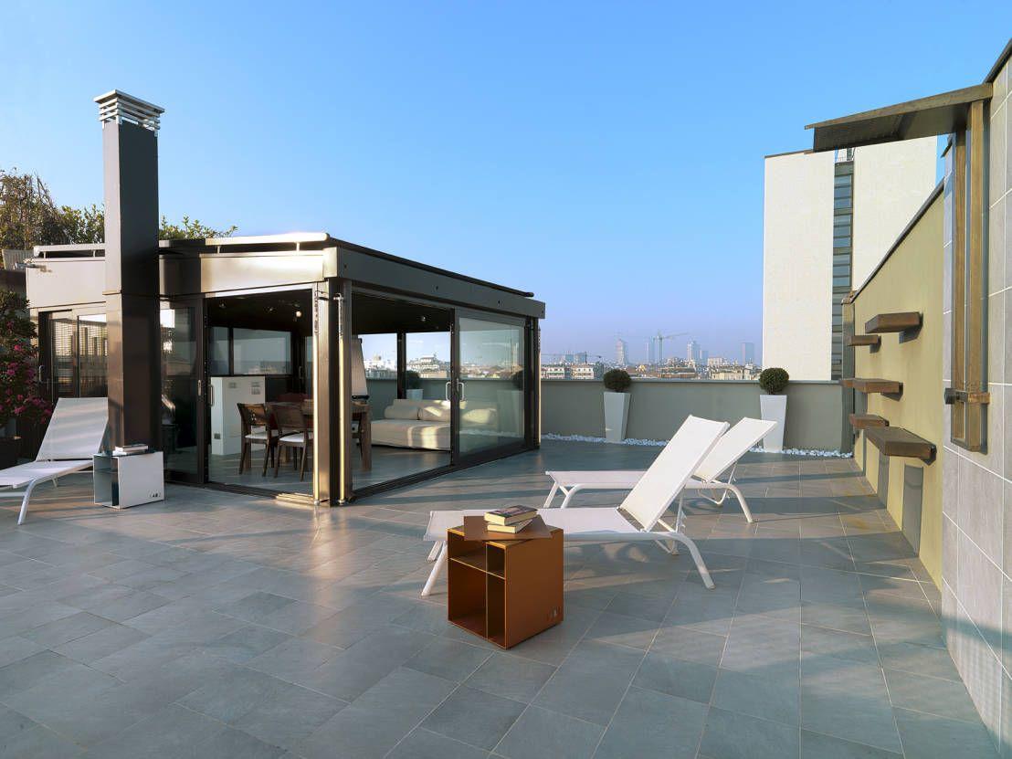 Awesome Veranda Su Terrazzo Pictures - Idee per la casa ...