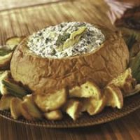 Cheesy Spinach (cook & serve) Dip Mix