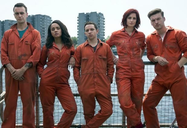The 11 Worst Series Finales of All-Time: Misfits