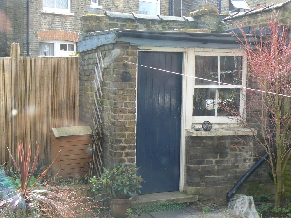 Convert a brick shed to an office Conversions General job in