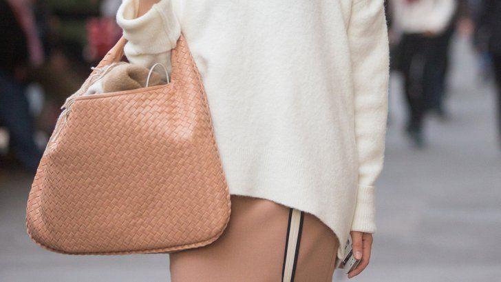 """10 Taschen, die fast jede Frau gerne besitzen möchte Bottega Veneta """"Intrecciato"""" Schultertasche"""