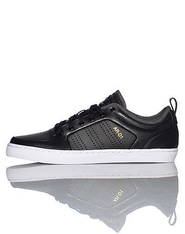adidas Low top men s sneaker Lace up closure Padded tongue with adidas logo  Ortholite performance insoles Leather material throughout ebc36129e