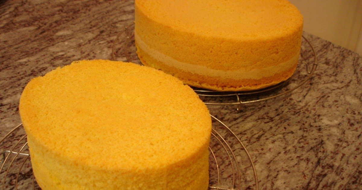 Biskuitteig rezept f r eine tortenform von 26 cm for Kuchen unterschrank 150 cm