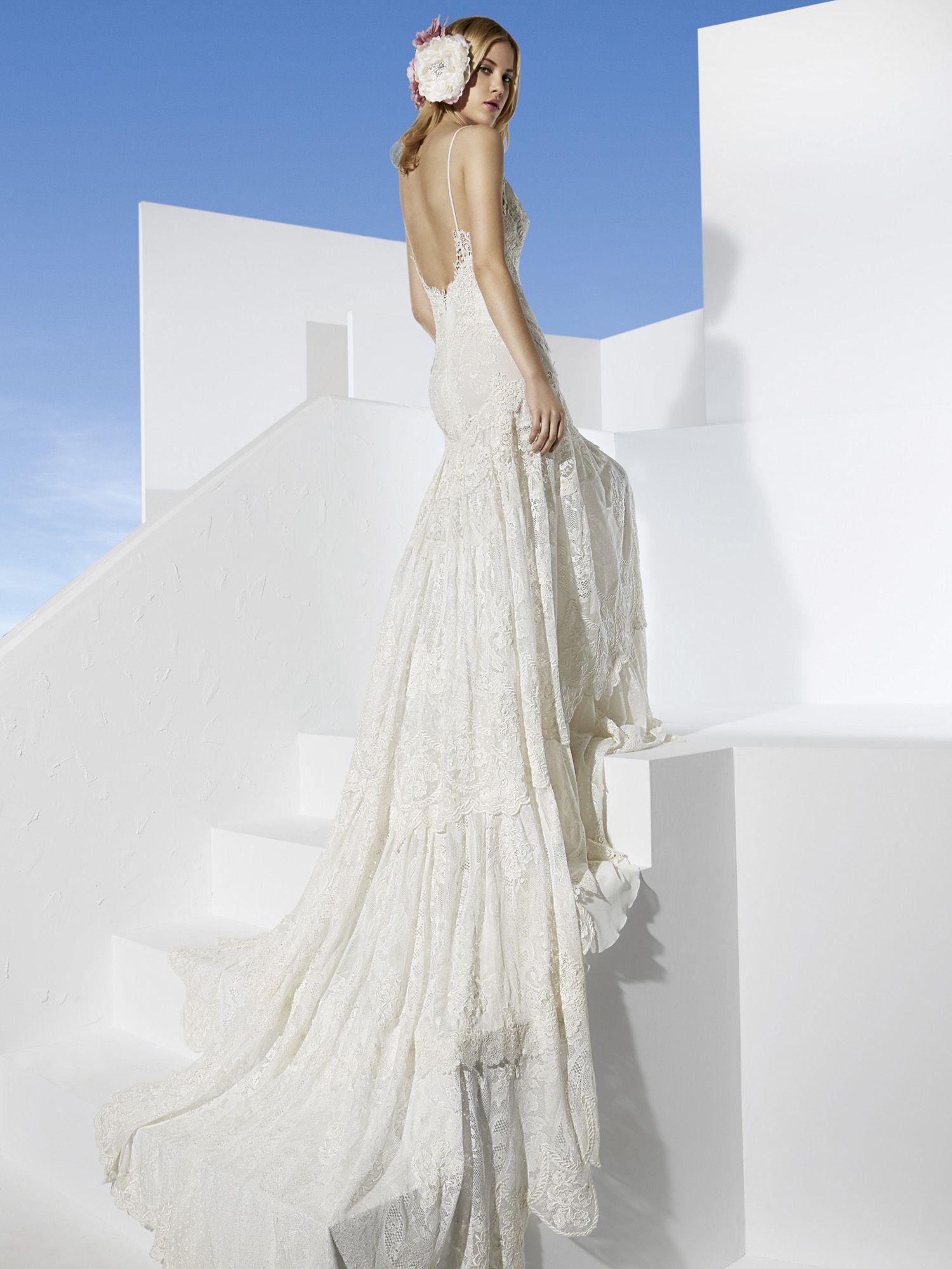 Vestidos de novia ibicencos en palma de mallorca