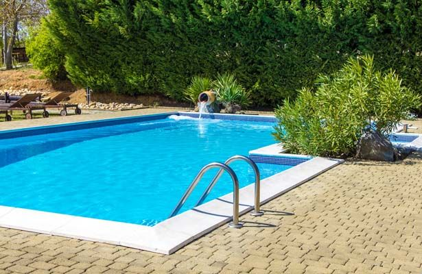 safe chlorine alternatives for your home pool! For the Home