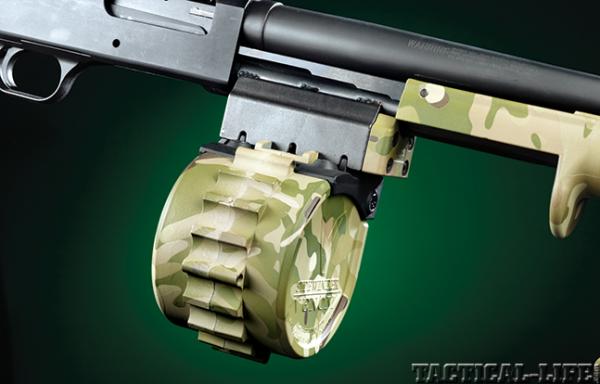 Convert Your Mossberg 12 Gauge Shotgun with the Sidewinder Venom 500