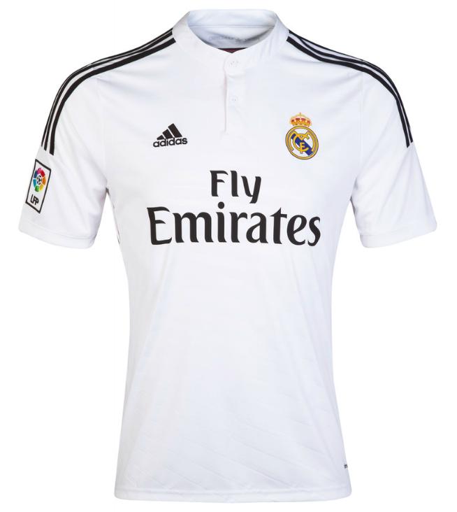 Camiseta Real Madrid 1ª Equipación 2014 2015 - €14.54    cc0820dec2c7c
