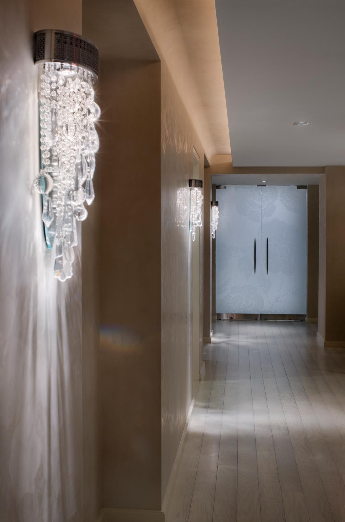 Fresh Hallway Wall Lighting Ideas