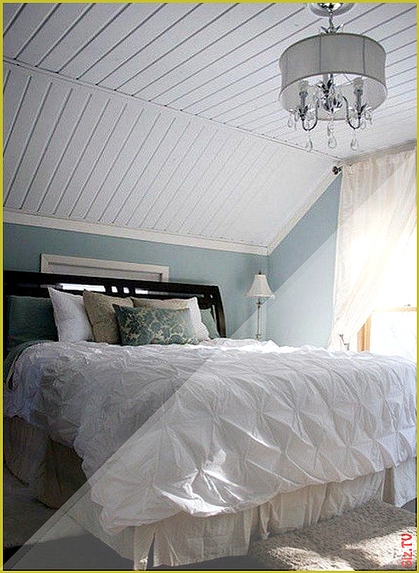 Pin By Cristy Saragosa On Attic Ideas In 2020 Beadboard Ceiling Attic Renovation Ceiling Chandelier