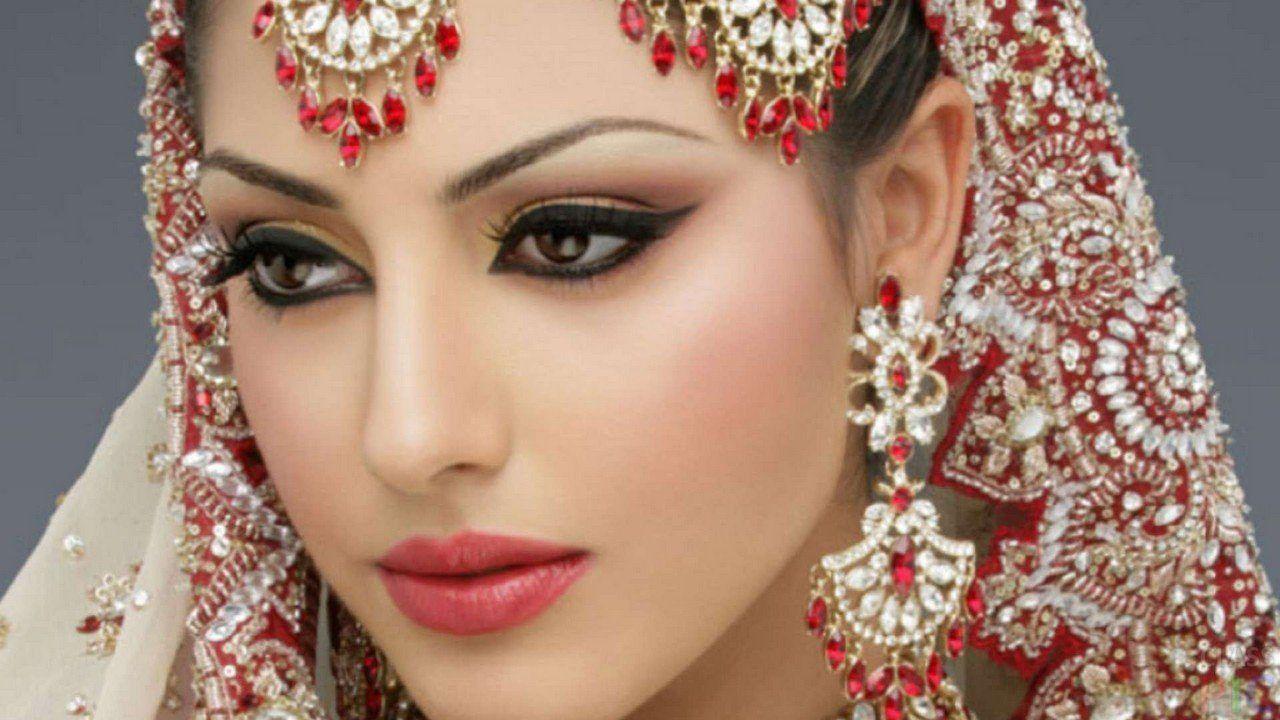 Восточные девушки (25 фото)   Красота, Свадебный макияж