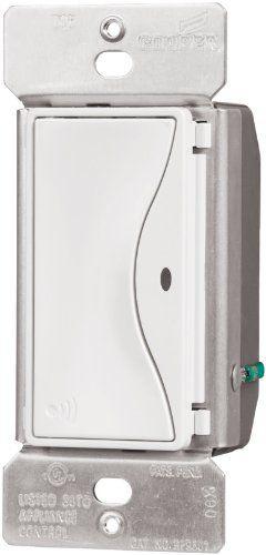 Cooper Wiring Devices AAL06-C4 Dimmer-Smrt Mstr,AllLoad,BK,V,W-Box