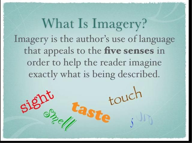 Imagery In Poetry Can You See It Now With Images Teaching Poetry