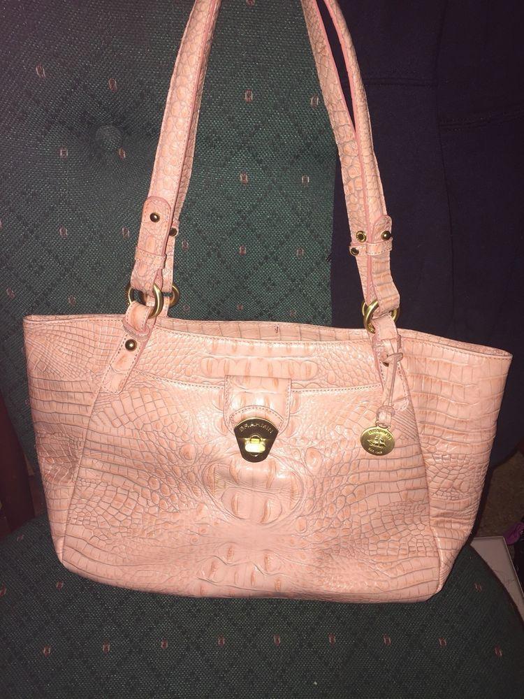 Brahim Collette Light Pink Ashby Melbourne Handbag