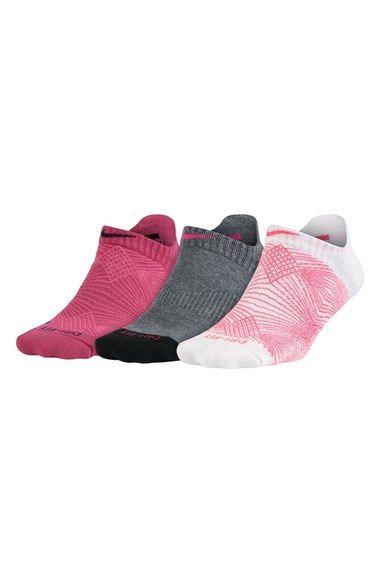 3-pack nike sportswear footie socks