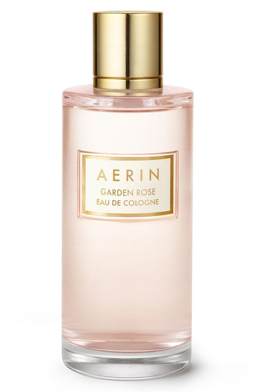 Garden Rose Eau De Cologne Aerin Lauder Perfume A New Fragrance For Women 2017 Aerin Beauty Perfume Rose Scented Products