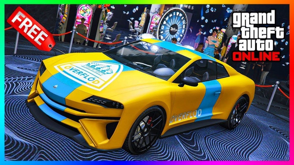 The FINAL DLC Vehicle In GTA 5 Online…FREE Items, NEW