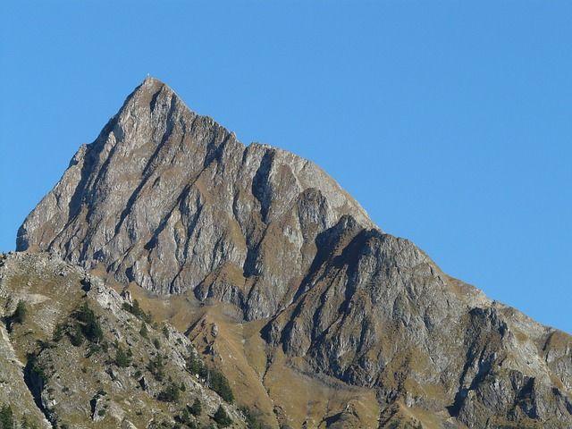 Höfats, Berg, Gipfelkreuz, Kreuz - Kostenloses Bild auf Pixabay