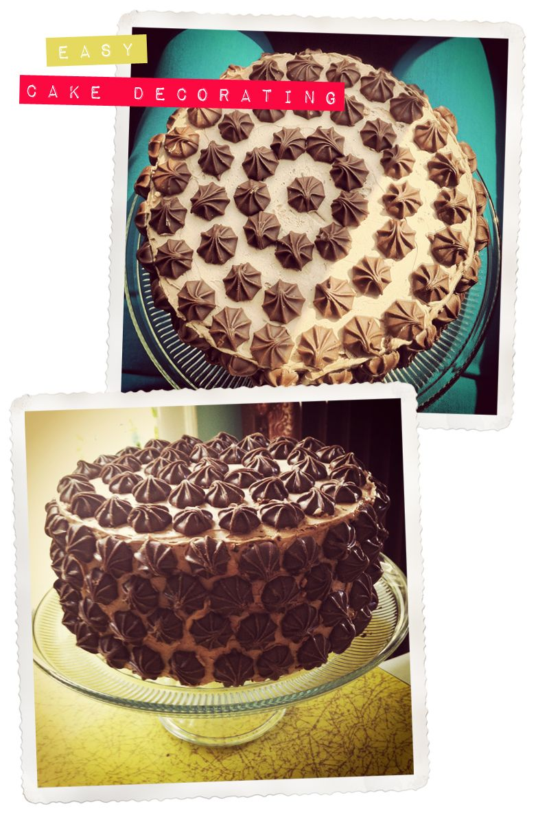 Easy cake decorating | Cake decorating | Pinterest | Cake