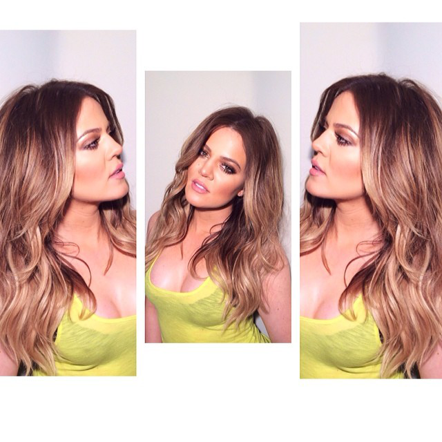 Khloe Kardashian is the best I don't give a fuck what anyone else says! I love her so much! :)