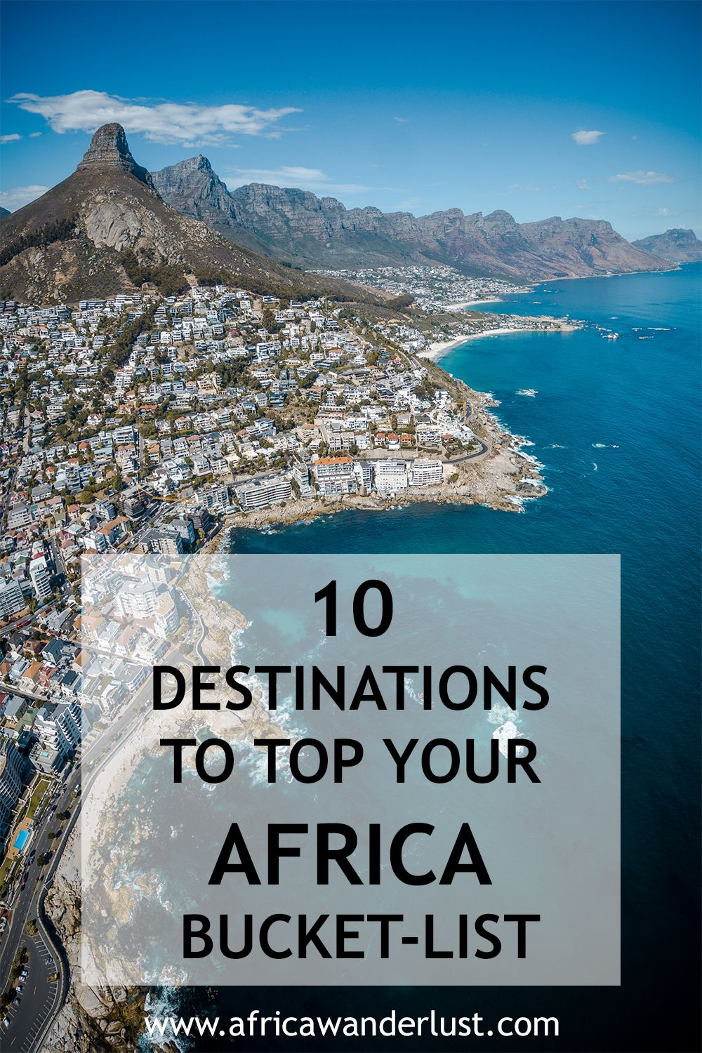 10 Destinations to Top Your Africa Bucket-List -   19 travel destinations Thailand country ideas