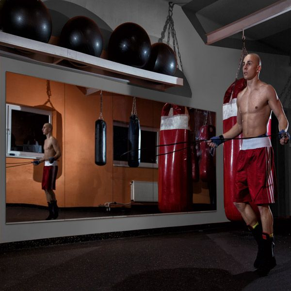 Gym mirrors gym mirrors for gyms spas yoga studios gym