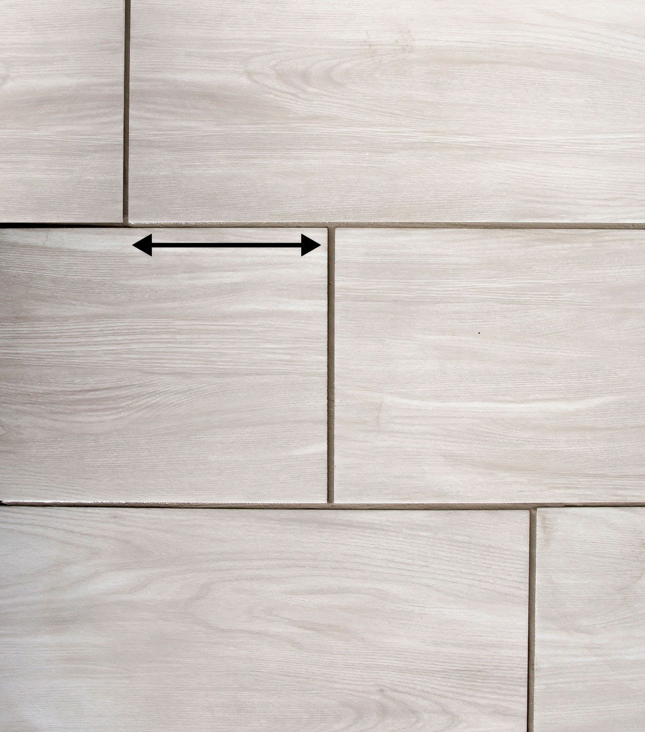 Ensuring the perfect wood look tile installation... TAL on