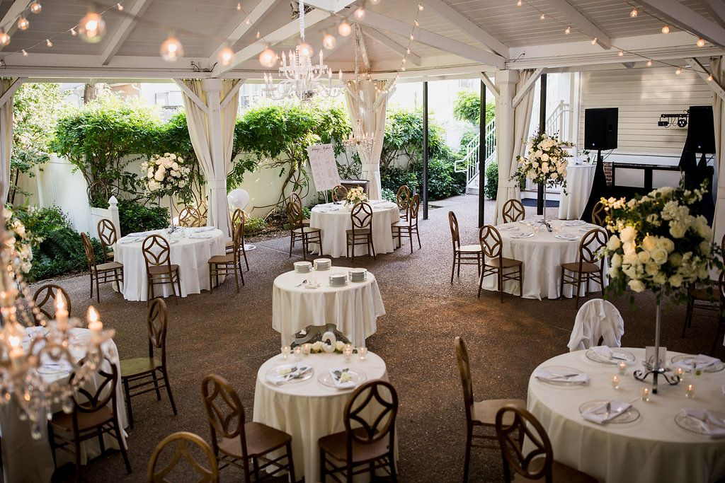 A Black Tie Garden Affair Tennessee wedding venues