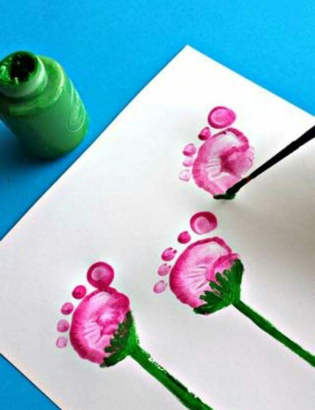 Hey Friends With Babies This Is Cool Diy Gifts From Kids